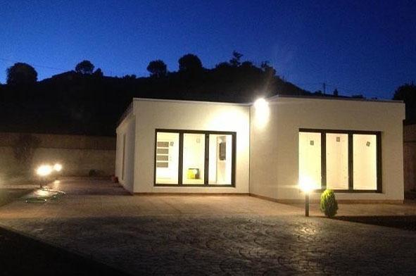 Casas prefabricadas viviendas modulares csr modularhome - Viviendas modulares prefabricadas ...